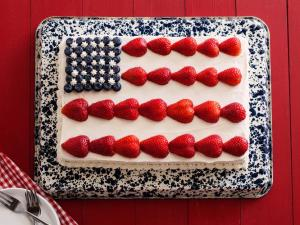 blogging, Monday, Independence Day, 4th of July, SA Young, food, cake