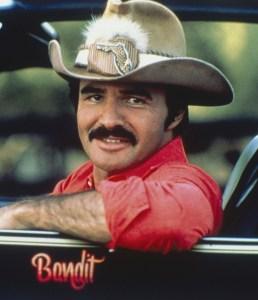 Reynolds, Burt - Schauspieler, USA/ i.d. Film 'Ein ausgekochtes Schlitzohr'
