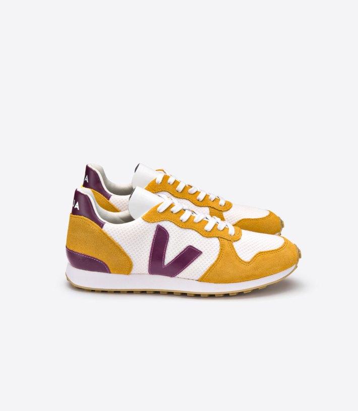 Nachhaltige Sneakers der Marke Veja
