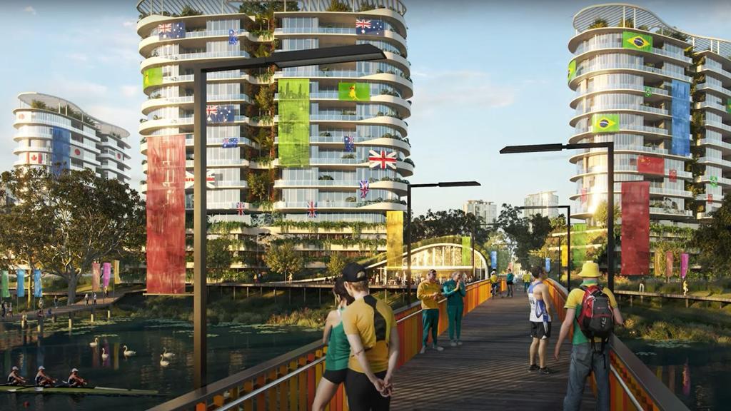 Buitenwijken klaar om Olympisch goud te scoren