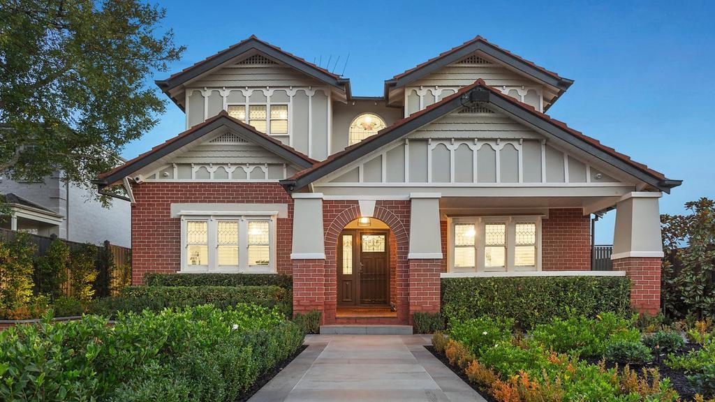 De nieuwe duurste buitenwijken van Melbourne: REIV
