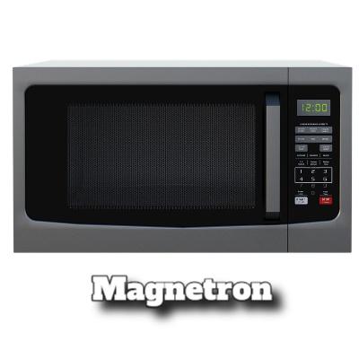 keuken magnetron