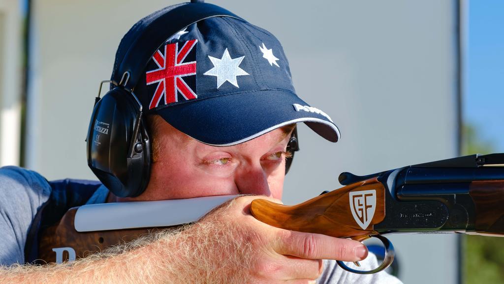 Moving On Up: Homes Olympische schutter James Willett heeft zijn zinnen gezet op