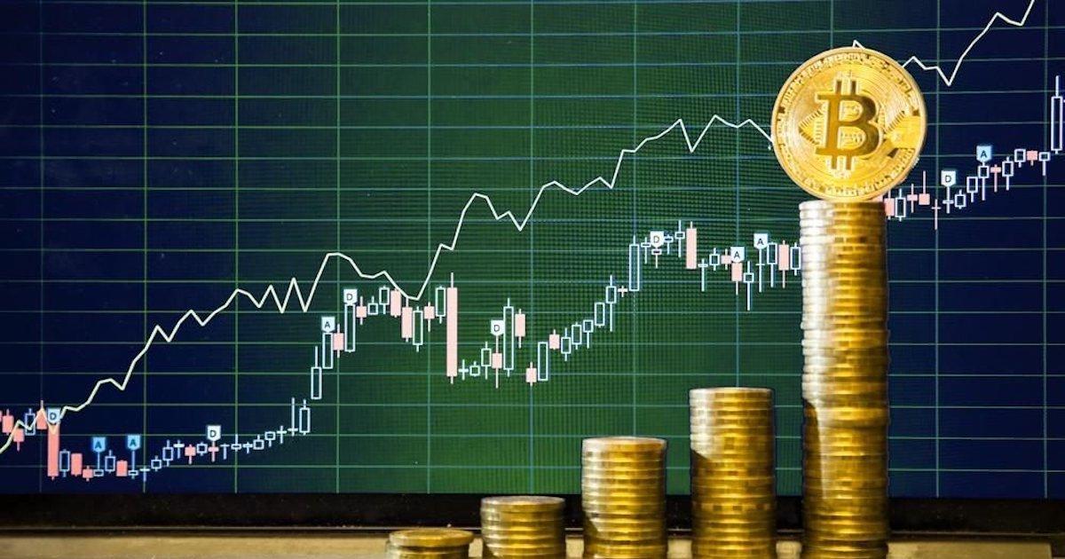 Terwijl Bitcoin meer dan US $ 40.000 stijgt, laat één grafiek zien hoe ver crypto nog moet gaan