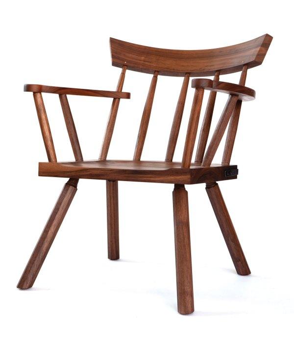 Verkocht: 2 Prototype Stick Chairs