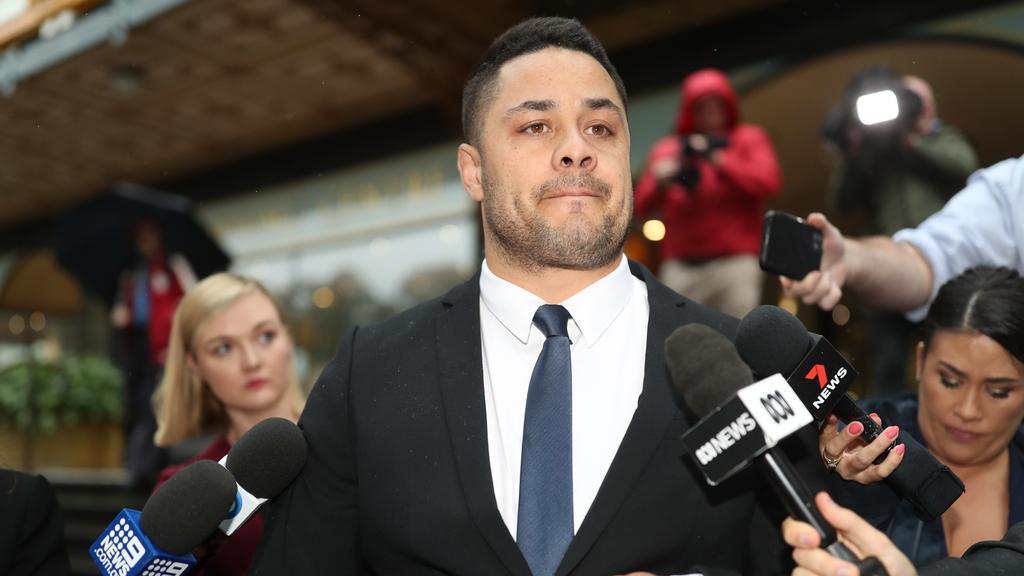 Voormalig NRL-ster Jarryd Hayne vermeldt Parramatta-beleggingsobjecten