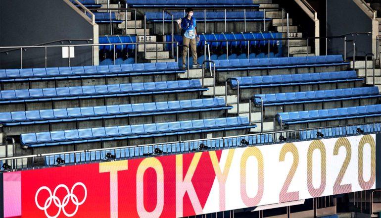 Zullen Olympische atleten slechter presteren zonder fans op de tribunes?