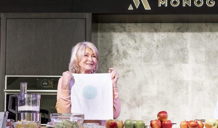 7 geniale baktips die ik heb geleerd van Martha Stewart bij de Food and Wine Classic in Aspen