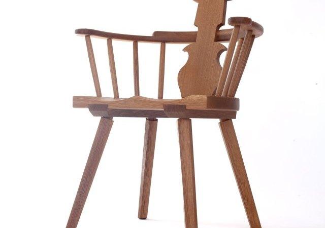 VERKOCHT: Hobbit-achtige Stick Chair
