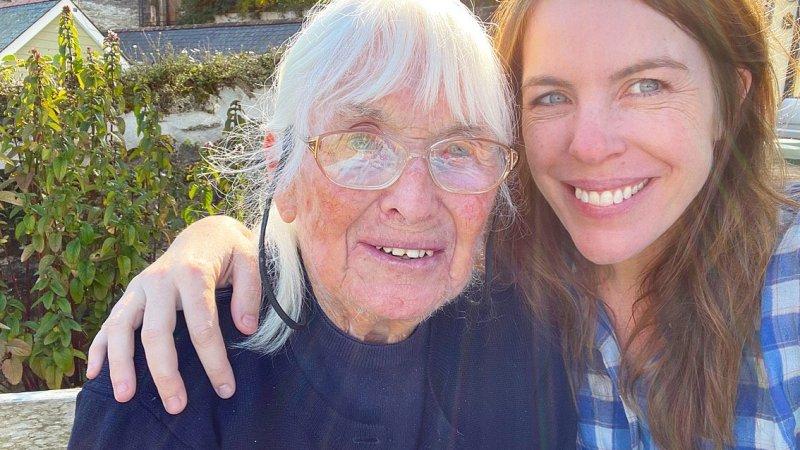 Op bezoek bij mijn Engelse grootmoeder