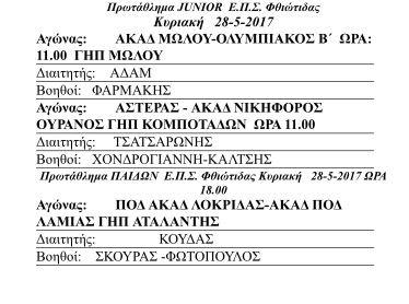 img 3093 ΦΘΙΩΤΙΔΑ ΠΡΩΤΑΘΛΗΜΑ ΠΟΔΟΣΦΑΙΡΟΥ 2016 2017