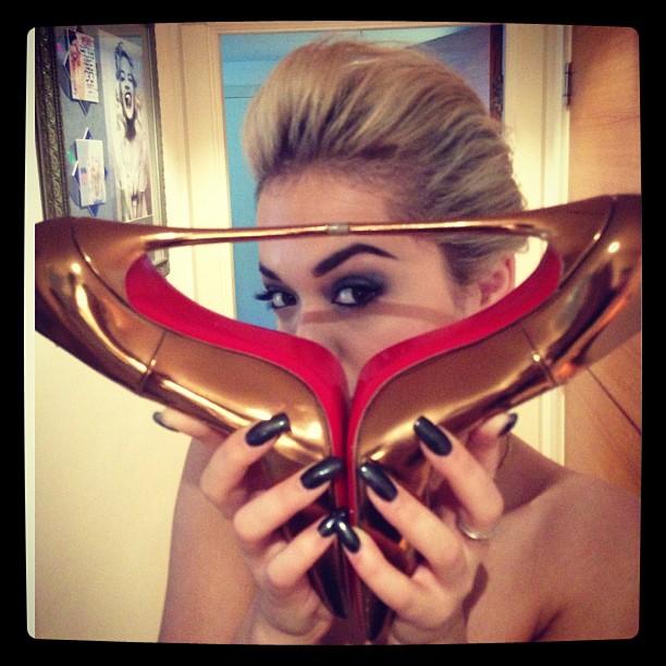 Foto: Rita Ora instagram
