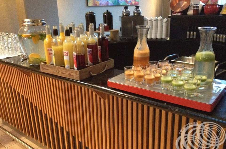 Rydges Capital Hill Canberra – Buffet Breakfast and the Hotel
