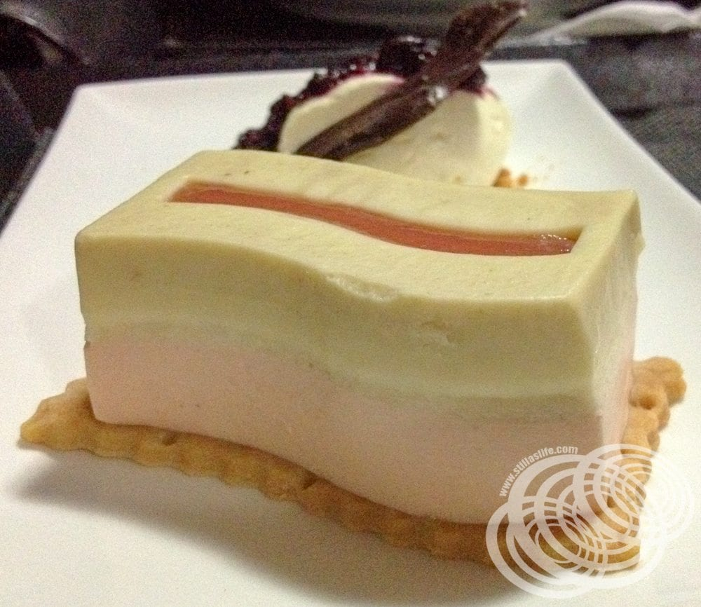 Lemongrass and Guava Parfait at Rydges Capital Hill Canberra