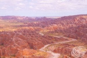 The Bungle Bungles From The Sky