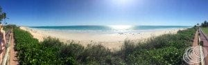 Cable Beach Panorama