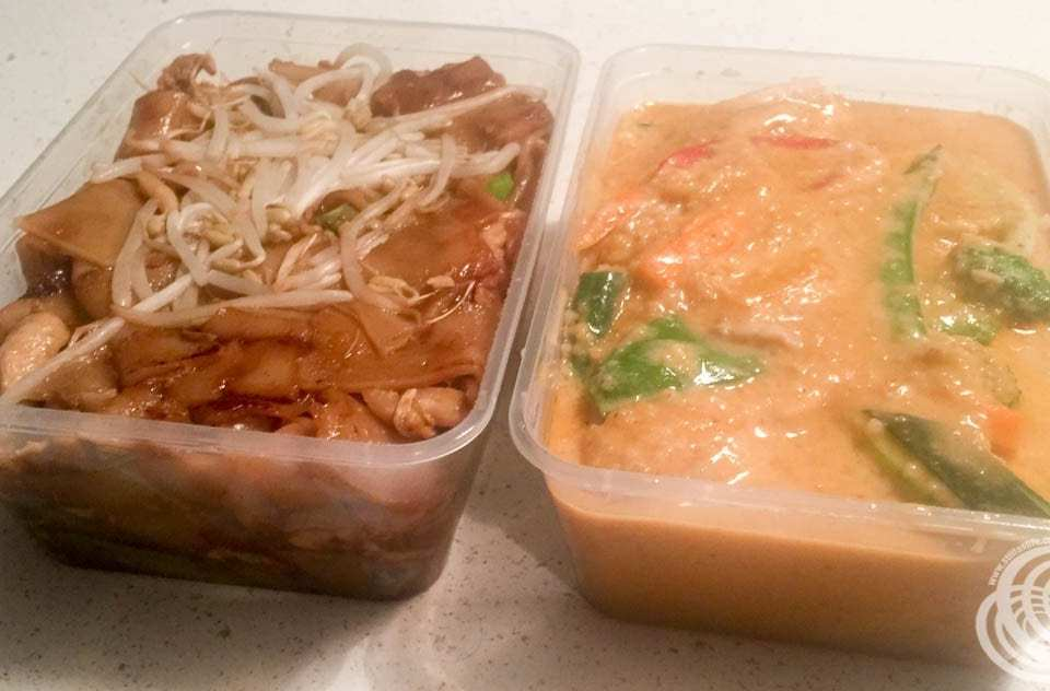Yummy Thai Morisset – Pad Se Ew and Peanut Sauce