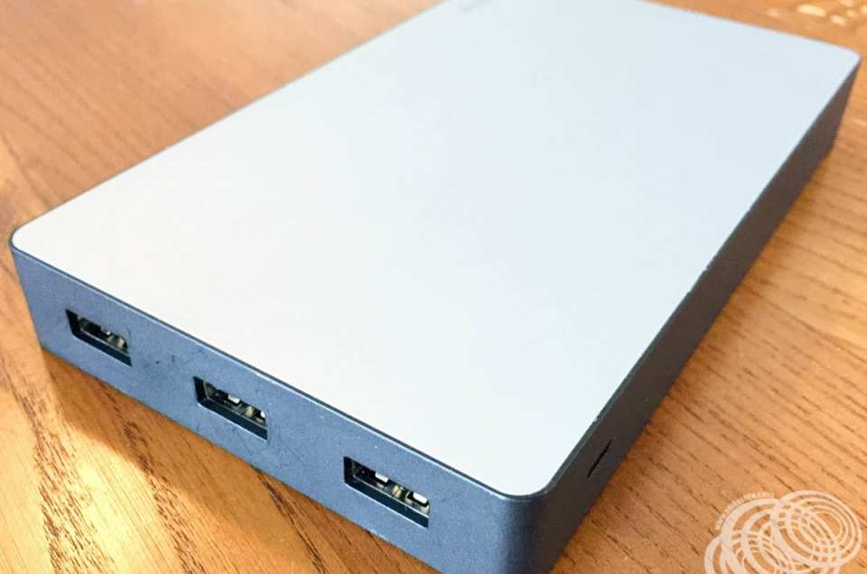 Mophie XXL Powerstation Portable Universal Battery Review