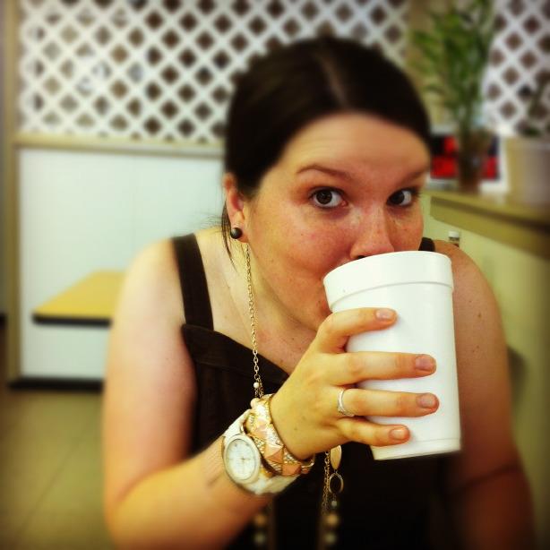 Jack's Restaurant - 52 in 52 Hillsborough, NC: still being [molly]