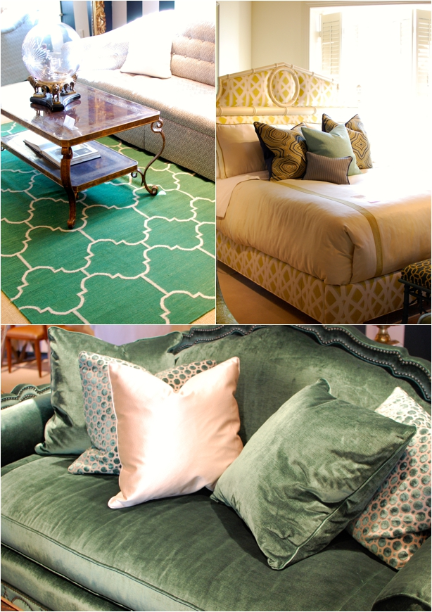 Home Decor Inspiration - Century Furniture - High Point Furniture Market 2013 - North Carolina