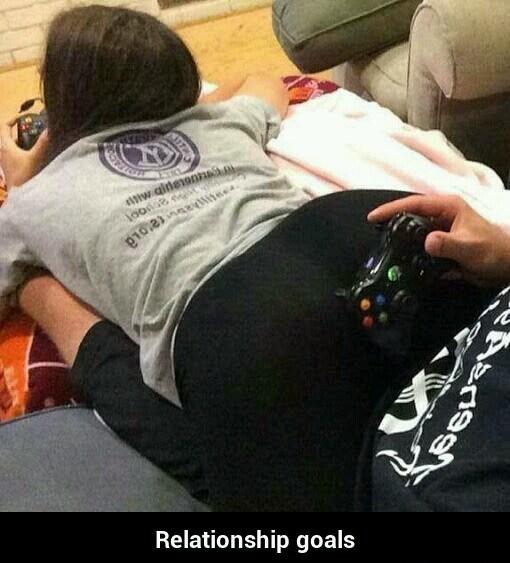 Gamer Goals