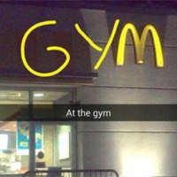 Went To The Gym Today