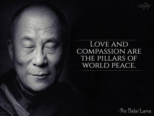 Quotes From Dalai Lama