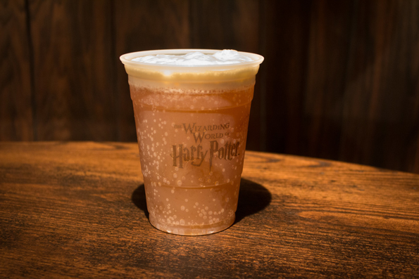 Food Served At The New Harry Potter Restaurant