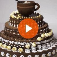 Mesmerizing Animated Cake