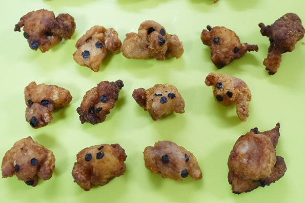 Fried Chicken Poodles