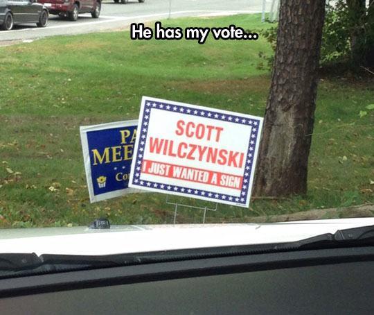 funny-sign-politic-yard-tree-1