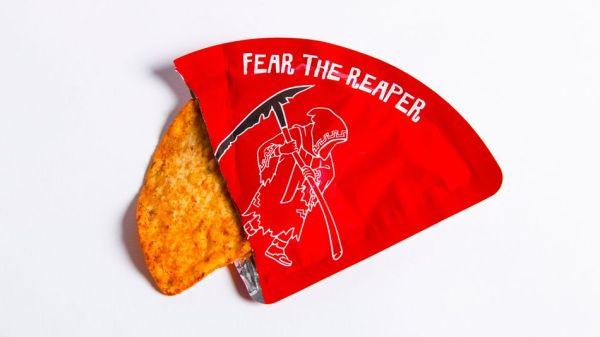 Spiciest Tortilla Chip in the World