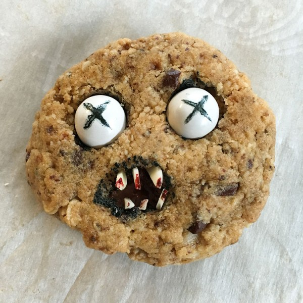 Chocolate Chip Cookies For Halloween