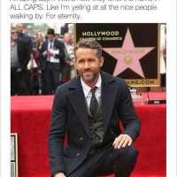 15 Hilarious Tweets from Ryan Reynolds