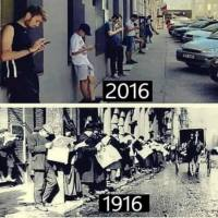 Human Nature Never Changes