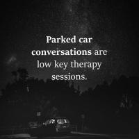 Parked Car Conversations