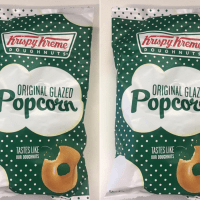 Krispy Kreme-Glazed Popcorn is Here And They Are Amazing