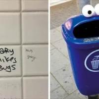 18 Pics of Wholesome Vandalism
