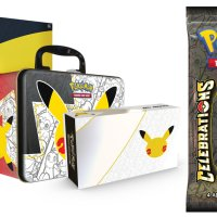 The POKEMON TCG to Celebrate 25 Years with the Amazing CELEBRATIONS Collection
