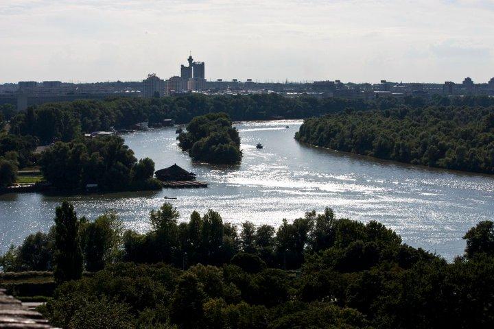 belgrade rivers
