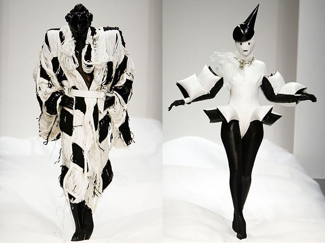 Gareth Pugh Fashion Genius From The Other Universe STILL