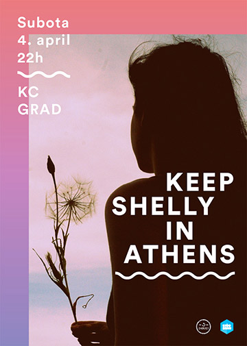 keep shelly in athens