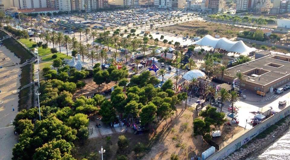electrosplash festival