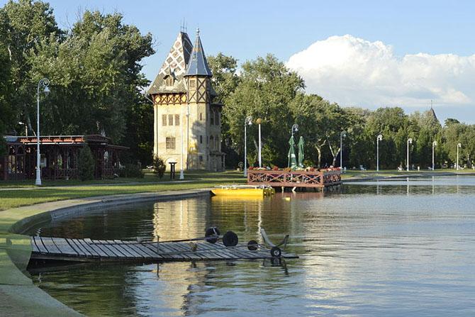 Palic-lake