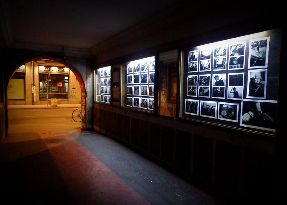Tunnel Gallery Zemun