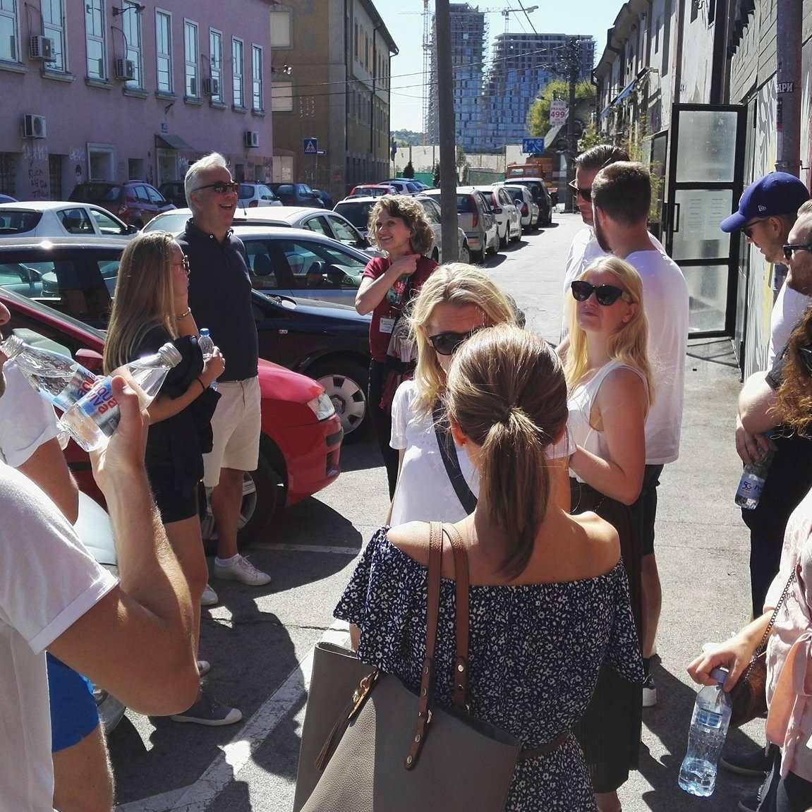 still in belgrade tours