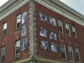 And nearby, the work my friend Rob Spring and I did to enhance our downtown
