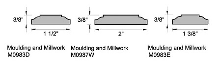 Mulls Moulding and Interior Trim Boards