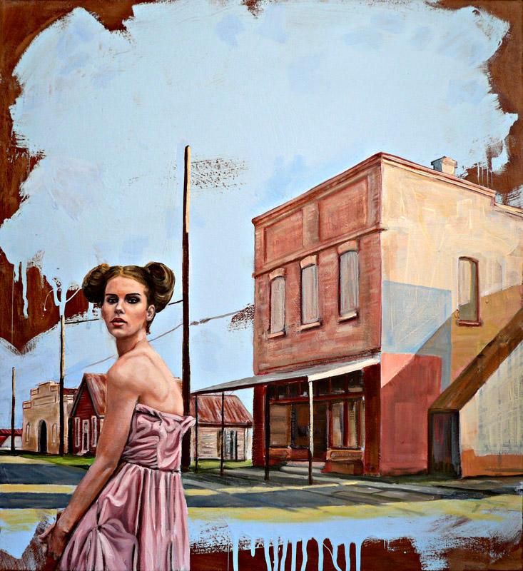 """Downtown Girl"""