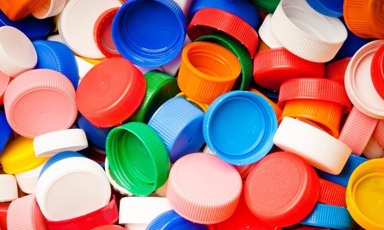 Non Recyclable Bottle Caps